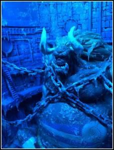 Diorama One piece, OZ, Thriller Back-006