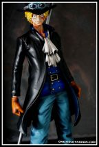 FIGURINE PRODER ONE PIECE SABO REPEINTE-005