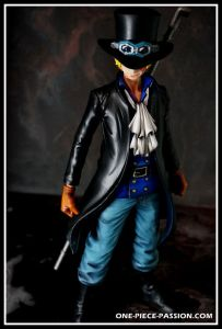 FIGURINE PRODER ONE PIECE SABO REPEINTE