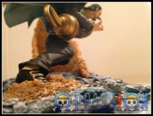DIORAMA CROCODILE MARINEFORD BANPRESTO SCULTURES-004