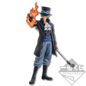 Ichibankuji One Piece Hot Bond A Prize Sabo figure Flare-Flare ver.