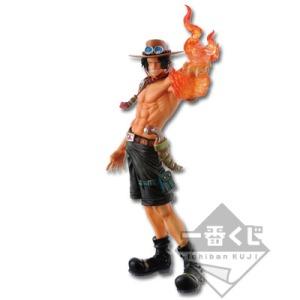 Ichibankuji One Piece Hot Bond B Prize Ace figure