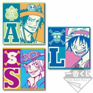 Ichibankuji One Piece Hot Bond I Prize hand towel