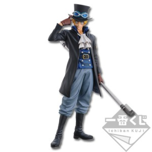 Ichibankuji One Piece Hot Bond Last One Prize Sabo figure
