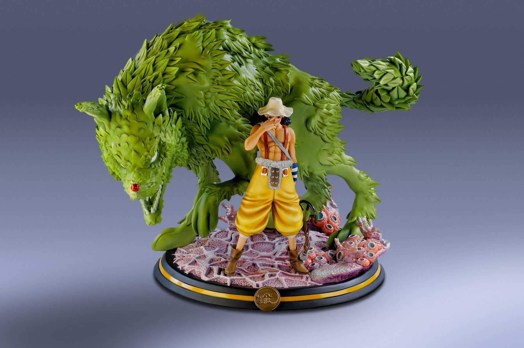 TSUME : Usopp New World HQS by Tsume | One-Piece-Passion Zoro Roronoa New World