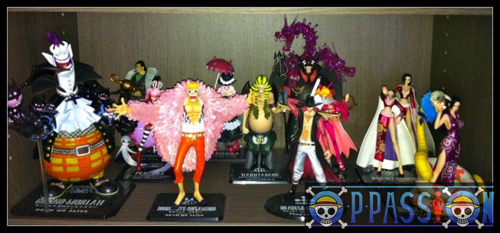 ToyzMag » Des figurines One Piece par Hachette Collection