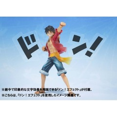 Figuarts Zero One Piece Monkey D. Luffy -5th Anniversary Edition- _4