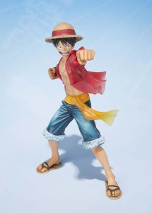 Figuarts Zero One Piece Monkey D. Luffy -5th Anniversary Edition-