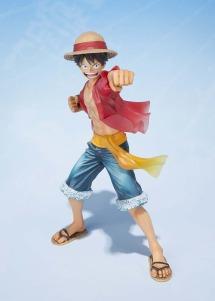 Figuarts Zero One Piece Monkey D. Luffy -5th Anniversary Edition-