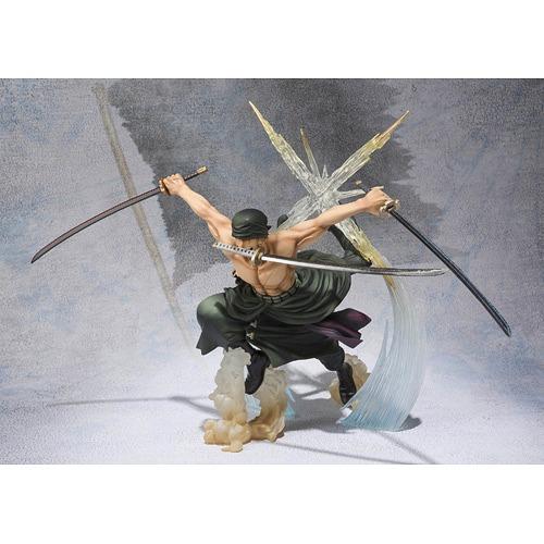 Figuarts Zero One Piece Roronoa Zoro -Battle Ver. Rengoku Onigiri-