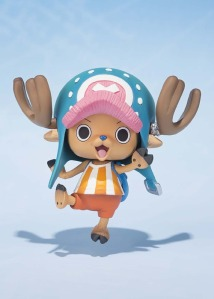 Figuarts Zero One Piece Tony Tony Chopper -5th Anniversary Edition-