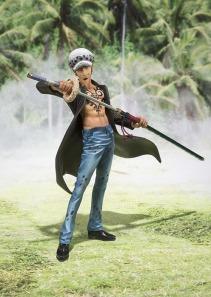 Figuarts Zero One Piece Trafalgar Law -Dressrosa Ver.-