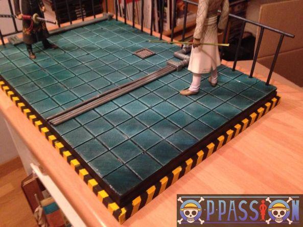 one piece diorama vergo VS Law-001
