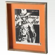 Des gravures en bois One Piece 06