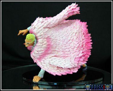 figure one piece flamingo banpresto figurine-002