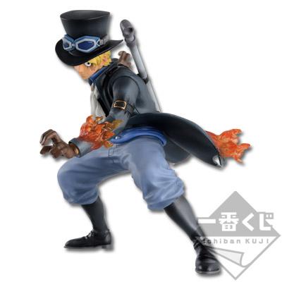 Ichibankuji One Piece Dressrosa Battle A Prize Sabo figure