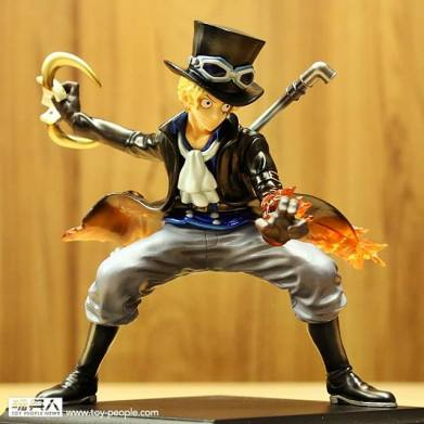 Last One Prize Sabo figure special ver 01