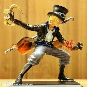 Last One Prize Sabo figure special ver 02