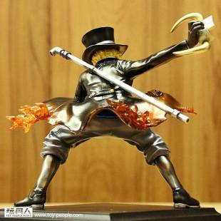 Last One Prize Sabo figure special ver 05