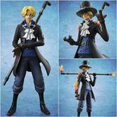 one peice figure POP figutrine sabo portrait of pirate-001