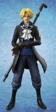 one peice figure POP figutrine sabo portrait of pirate-002