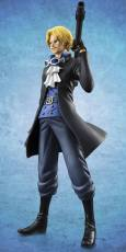 one peice figure POP figutrine sabo portrait of pirate-004