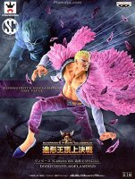Scultures BIG Figure Colosseum Special - One Piece Donquixote Doflamingo