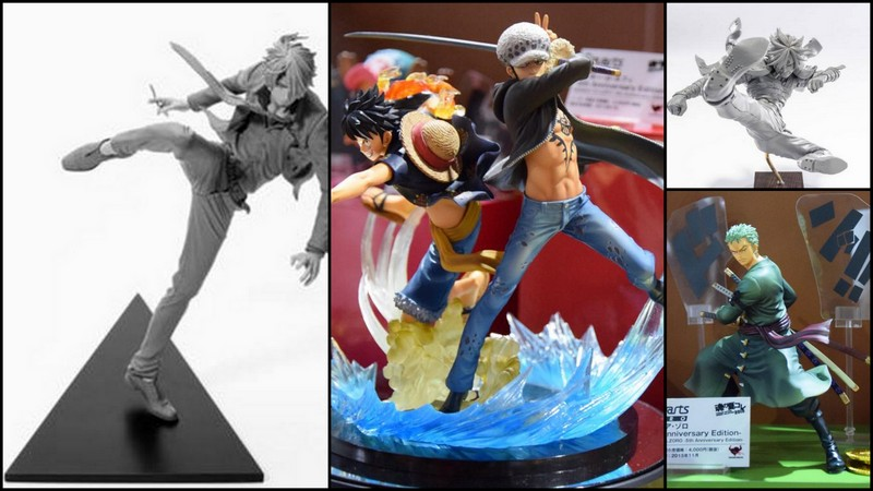 figurine one piece bandai