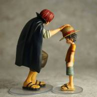banpresto dramatic showcase shanks luffy 01