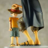 banpresto dramatic showcase shanks luffy 02