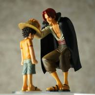 banpresto dramatic showcase shanks luffy 03
