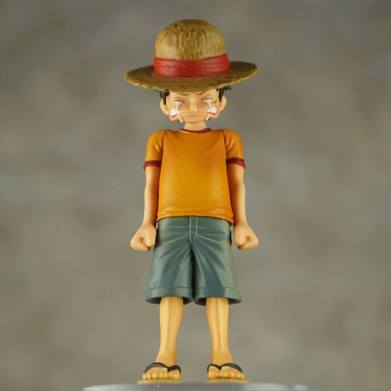 banpresto dramatic showcase shanks luffy 05