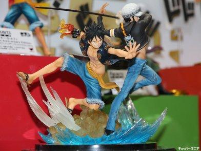 Diorama Figuart zero Law Luffy par Bandai 00