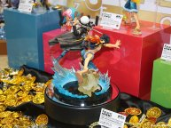 Diorama Figuart zero Law Luffy par Bandai 07