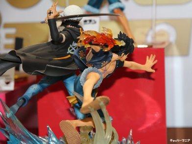 Diorama Figuart zero Law Luffy par Bandai 09