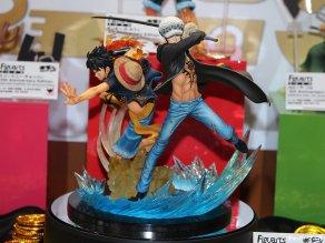 Diorama Figuart zero Law Luffy par Bandai 11