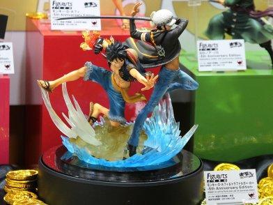Diorama Figuart zero Law Luffy par Bandai 12