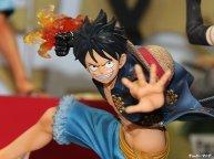 Diorama Figuart zero Law Luffy par Bandai 13