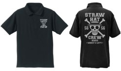 ONE PIECE - Straw Hat Crew Polo Shirt