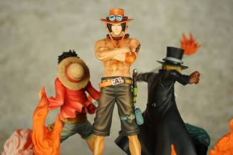 BANPRESTO ONE PIECE FIGURE BROTHERHOOD VOL 02-025