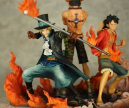 BANPRESTO ONE PIECE FIGURE BROTHERHOOD VOL 02-026