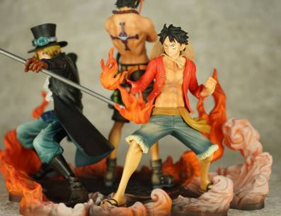 BANPRESTO ONE PIECE FIGURE BROTHERHOOD VOL 02-027
