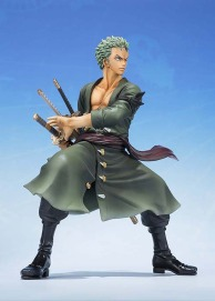 Figuarts Zero One Piece Roronoa Zoro -5th Anniversary Edition-01