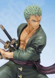 Figuarts Zero One Piece Roronoa Zoro -5th Anniversary Edition-02