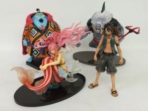 achats One Piece du mois d'aout 03