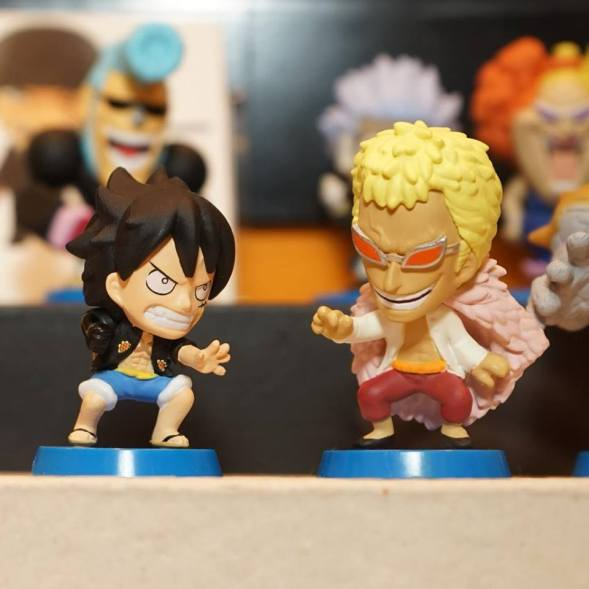 Ani Chara Heroes One Piece Dressrosa Hen 04