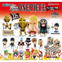 Ani Chara Heroes One Piece Dressrosa Hen