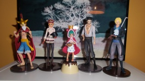 one piece collection figurine figure 08