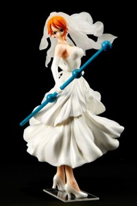 nami sculture art figure