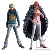 One Piece - Corazon - DXF Figure - The Grandline 07